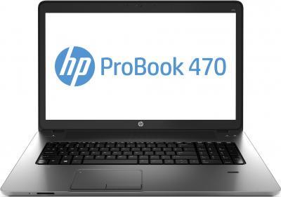Ноутбук HP ProBook 470 G0 (H0V03EA) - фронтальный вид
