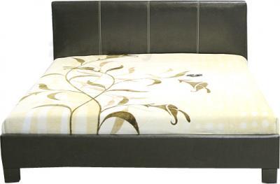 Полуторная кровать Королевство сна Nairobi 8036 (140х200 капучино) - вид спереди