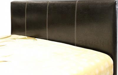 Полуторная кровать Королевство сна Nairobi 8036 (140х200 капучино) - общий вид