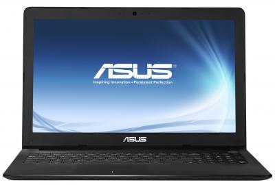 Ноутбук Asus X502CA-XX075D - фронтальный вид