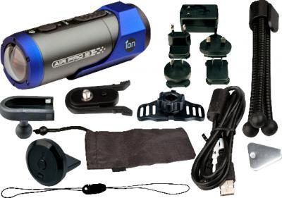 Экшн-камера iON Air Pro 2 Wi-Fi - комплектация