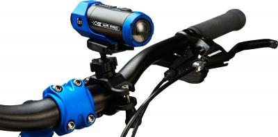 Экшн-камера iON Air Pro 2 Wi-Fi - установка на руль велосипеда