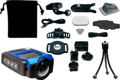 Экшн-камера iON Air Pro The Game - комплектация