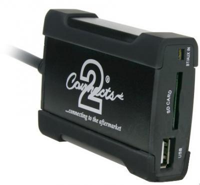Адаптер USB для автоакустики ACV 44UVGS009 - общий вид