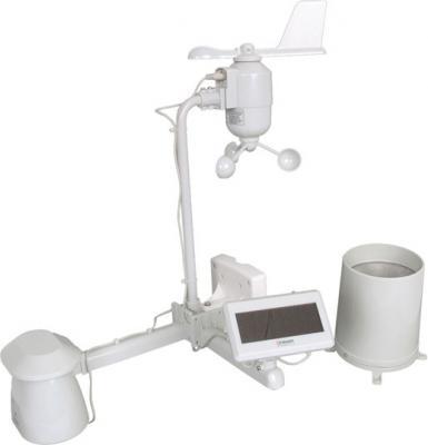 Метеостанция цифровая Oregon Scientific WMR200 - аксессуары в сборке