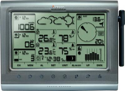 Метеостанция цифровая Oregon Scientific WMR200 - общий вид