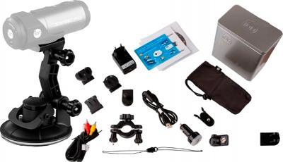 Экшн-камера iON Speed Pro - комплектация