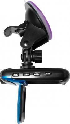 Автомобильный видеорегистратор Media-Tech MT4037 - вид сбоку
