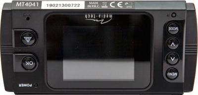 Автомобильный видеорегистратор Media-Tech MT4041 - дисплей