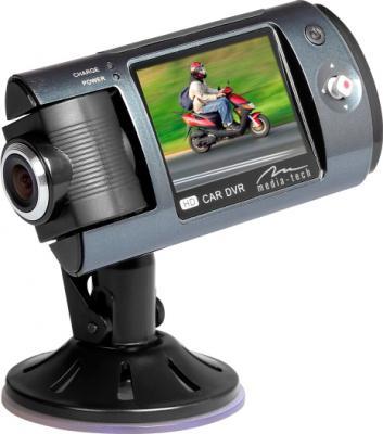 Автомобильный видеорегистратор Media-Tech MT4042 - дисплей
