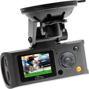 Автомобильный видеорегистратор Media-Tech MT4043 - дисплей