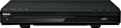 DVD-плеер BBK DVP154SI (черный) - общий вид