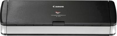 Портативный сканер Canon P-215 - общий вид