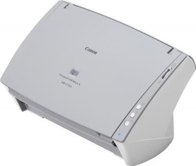 Протяжный сканер Canon DR-C120 - общий вид