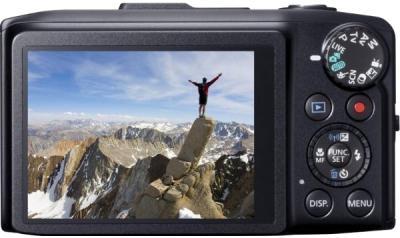 Компактный фотоаппарат Canon PowerShot SX280 HS - вид сзади