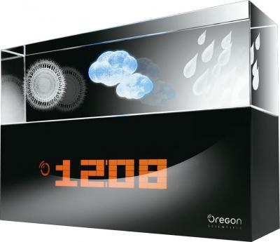 Метеостанция цифровая Oregon Scientific BA900 - общий вид
