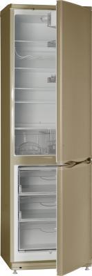 Холодильник с морозильником ATLANT ХМ 6024-050 (Beige) - открытый