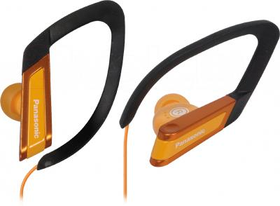 Наушники Panasonic RP-HS200E-D (Orange) - общий вид