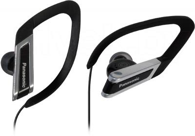 Наушники Panasonic RP-HS200E-K - общий вид