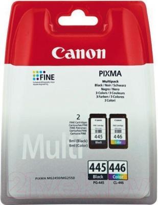 Комплект картриджей Canon PG-445/CL-446 Multi Pack (8283B004)