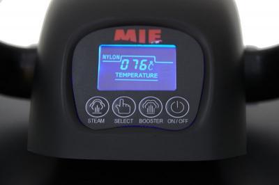 Гладильный пресс Mie Romeo I (черный) - электронный дисплей