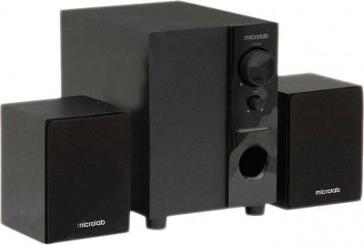 Мультимедиа акустика Microlab M-109 New (Black) - общий вид