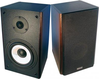 Мультимедиа акустика Microlab Solo-1 mk3 (Wood) - общий вид