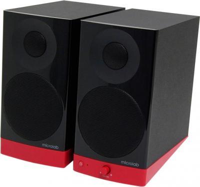 Мультимедиа акустика Microlab FC-30 (Black) - общий вид