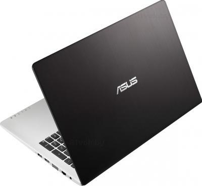 Ноутбук Asus S500CA-CJ099H - вид сзади