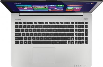 Ноутбук Asus S500CA-CJ099H - вид сверху