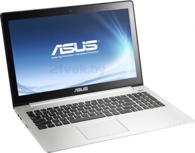 Ноутбук Asus S500CA-CJ098H - общий вид