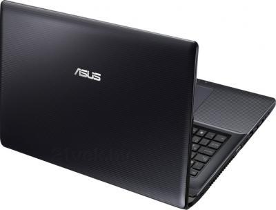 Ноутбук Asus K95VB-YZ022H - вид сзади