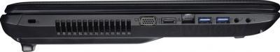 Ноутбук Asus K95VB-YZ022H - вид сбоку