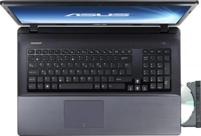 Ноутбук Asus K95VB-YZ022H - вид сверху