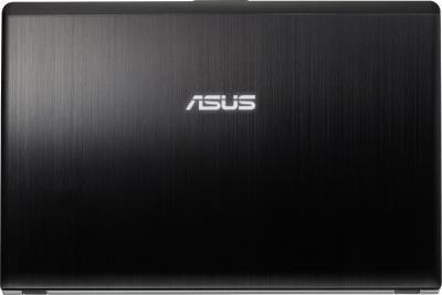 Ноутбук Asus N76VB-T4150D - крышка
