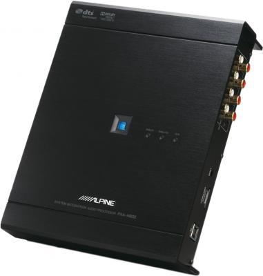 Аудиопроцессор Alpine PXA-H800 - вполоборота