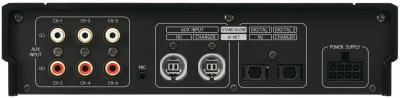 Аудиопроцессор Alpine PXA-H800 - входы