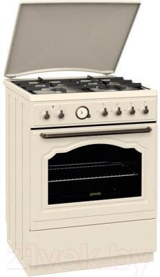Кухонная плита Gorenje K67CLI - общий вид