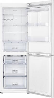 Холодильник с морозильником Samsung RB29FERNDWW/RS - внутренний вид