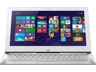Ноутбук Sony VAIO SVD1321Z9RW - фронтальный вид