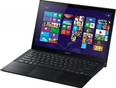 Ноутбук Sony VAIO SVP1321V9RB - общий вид