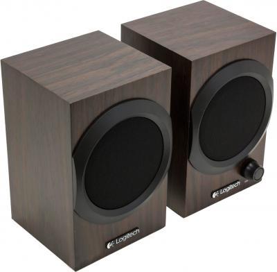 Мультимедиа акустика Logitech Z240 (980-000756) - общий вид
