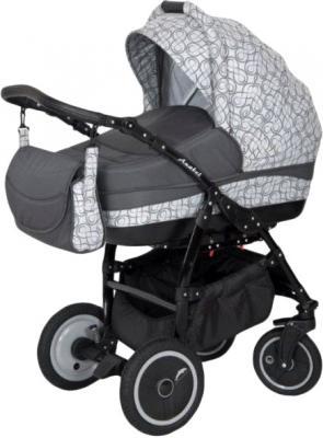 Детская универсальная коляска Riko Anabel (124) - общий вид