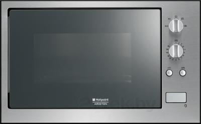 Микроволновая печь Hotpoint MWKX 212 X HA - общий вид