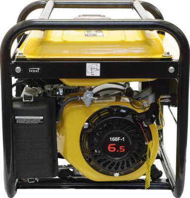 Бензиновый генератор Skiper LT3600B - вид сбоку