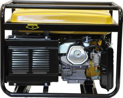 Бензиновый генератор Skiper LT3900B - вид сбоку