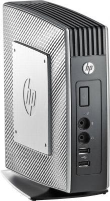 Тонкий клиент HP t610 Plus (H1Y35AA) - общий вид