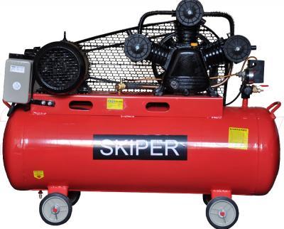 Воздушный компрессор Skiper IBL3180В - общий вид
