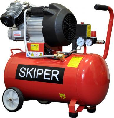 Воздушный компрессор Skiper IBL50V - общий вид