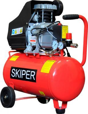 Воздушный компрессор Skiper IBL50А - общий вид